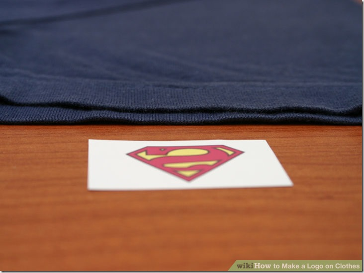 Make a Logo on Clothes v3
