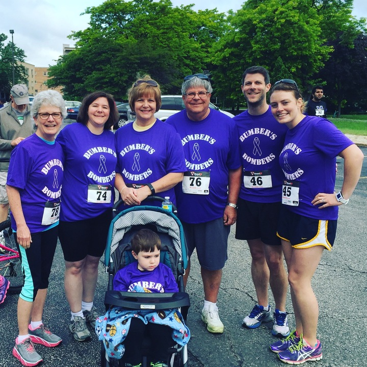 Esophageal Cancer Team Names iron on transfers